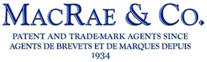 MacRae & Co Patent & Trademark Agents Ottawa Logo